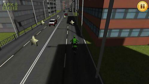 motorcycle traffic racing 3d