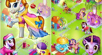 Pony care rainbow resort