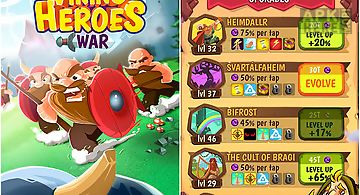 Viking heroes war