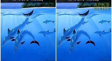 3d fish go locker theme
