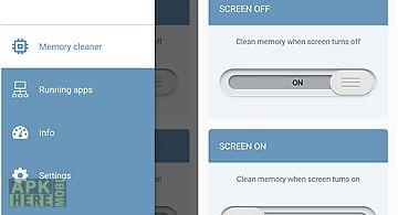Auto memory cleaner