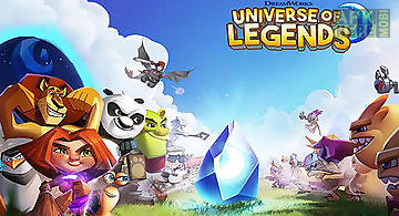 Dreamworks: universe of legends