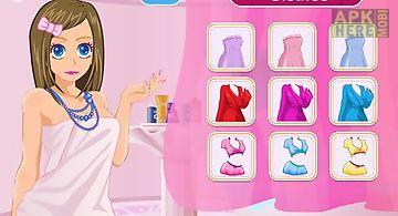 Dress up-soap bubbles princess