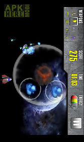 galactic shooter with mpoints