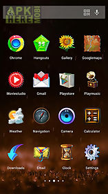 game-solo launcher theme