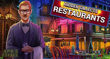 Hidden objects restaurants