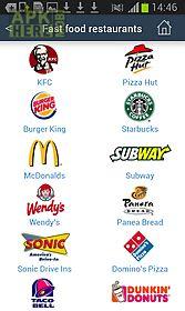 near me restaurants, fast food