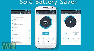 Solo battery saver
