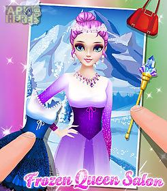 icy princess dress up
