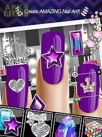 nail salon™ manicure girl game