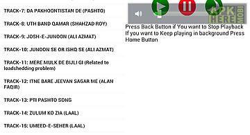 Pti songs mp3 audio