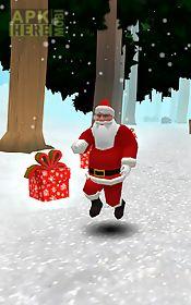 run santa, run!