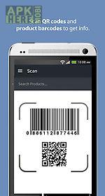 scanlife barcode & qr reader