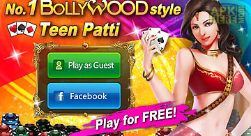 Teen patti - bollywood 3 patti