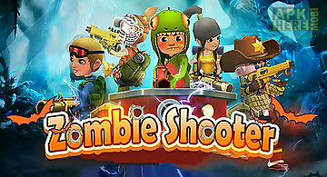 Zombie shooter: my date with a v..
