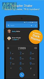 caller id & dialer by simpler