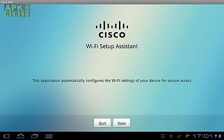 Cisco network setup assistant for Android free download at