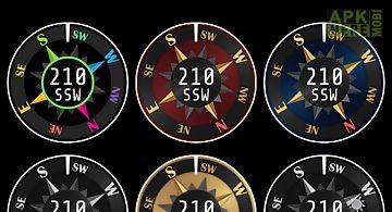 Compass steel