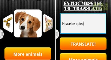 Dog translator (prank)