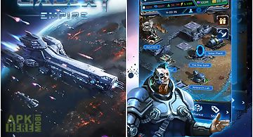 Galaxy empire: evolved