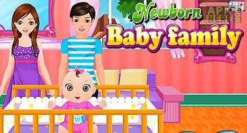 Newborn birth baby games