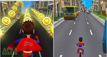 Subway superhero run 2