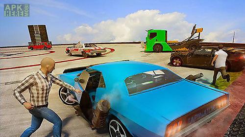 car destruction league