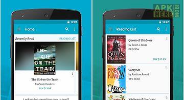 Kobo books - reading app