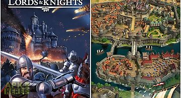 Lords and knights: strategy mmo