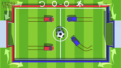 soccar: 2-4 players