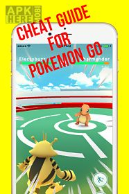 cheat guide for pokemon go