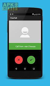 freetalk - phone calls