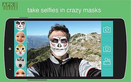 live video face swap
