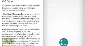 Qr code reader quick