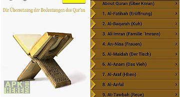 Quran german