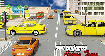San andreas crime town