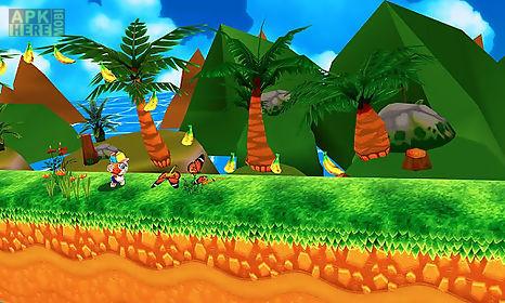 super monkey run endless dash