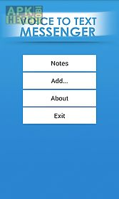 voice to text messenger free