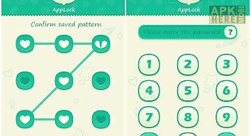 Applock theme green