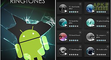 Broken effects ringtones