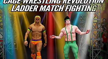 Cage wrestling revolution: ladde..