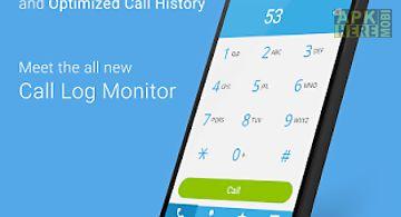 Call log monitor