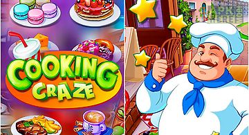 Cooking craze: a fast and fun re..