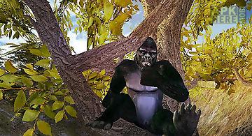 Gorilla attack city