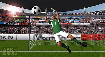 Kick challenge football 2015