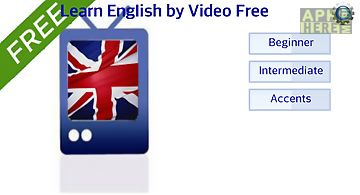 Learn english by video free