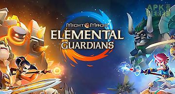 Might and magic: elemental guard..