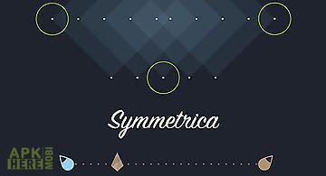 Symmetrica: minimalistic game