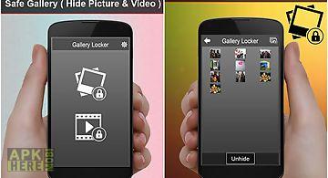 Photo video lock : hide media