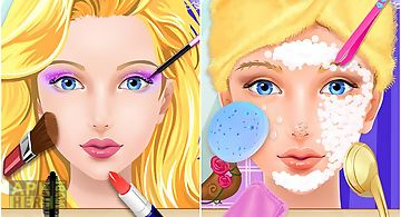 Princess spa - girls games